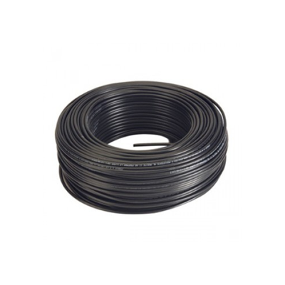 Cable THHN 10 40/55A 5.26mm Negro