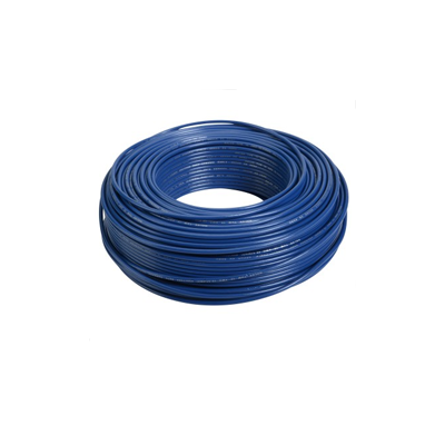 Cable THHN 10 40/55A 5.26mm Azul